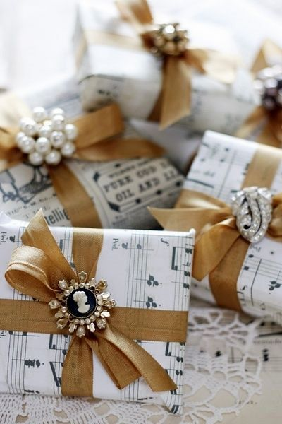 Special Wrapped Christmas gift